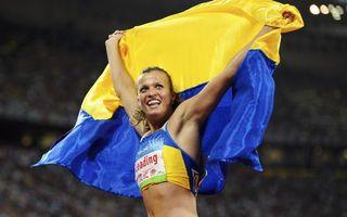 Бесплатные фото добрынская наталья владимировна,легкоатлетка,украина,олимпийские игры,семиборка,мастер спорта,чемпионка