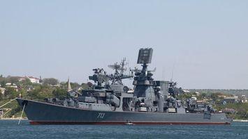 Бесплатные фото корабль,военный,антенны,берег,вода,деревья,оружие