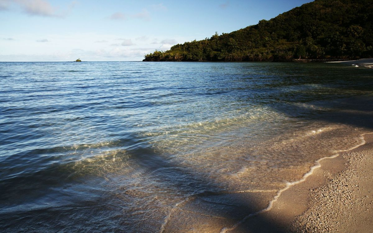 Photos for free ocean, shore, nature - to the desktop