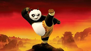 Бесплатные фото мультик,анимэ,панда,комедия,голы,каратэ,мультфильмы