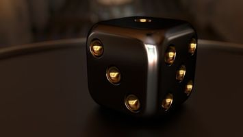 Бесплатные фото 3d,cube,dice,headwitcher,render,closeup,3d графика