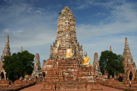 Фото бесплатно храм, будда, город