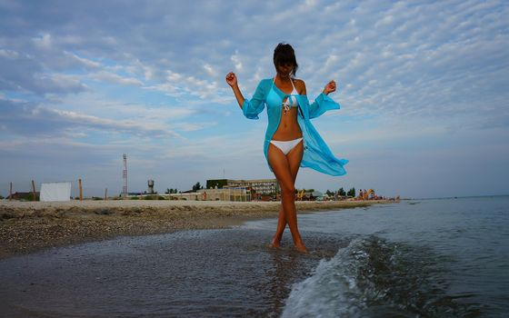 Photo free babe, girl, water