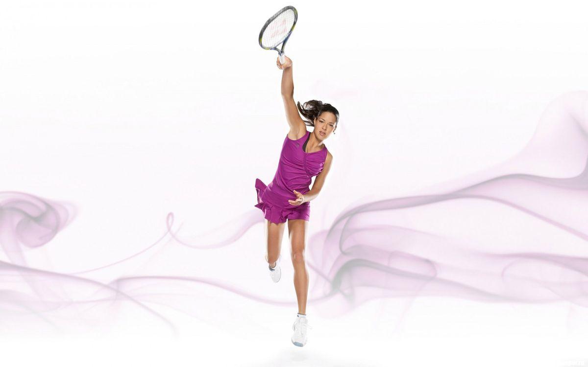 Фото бесплатно большой, теннис, теннисистка - на рабочий стол