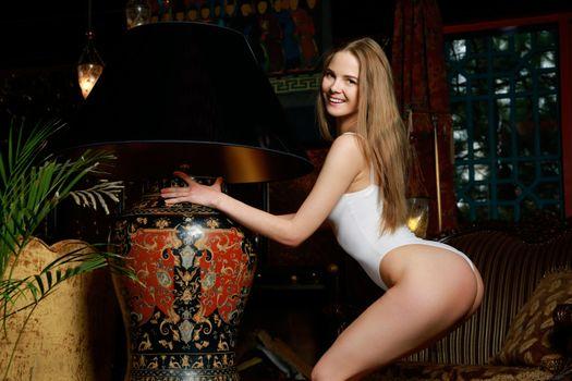 Photo free Carolina Sampaio, model, poses