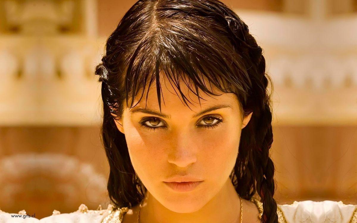 Фото бесплатно девушка, глаза, внешность - на рабочий стол
