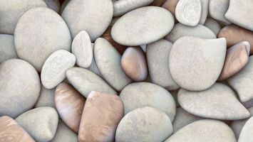 Photo free stones, surface, gray