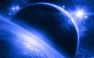 Photo free planets, space, new worlds