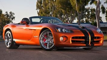 Photo free dodge, viper, convertible