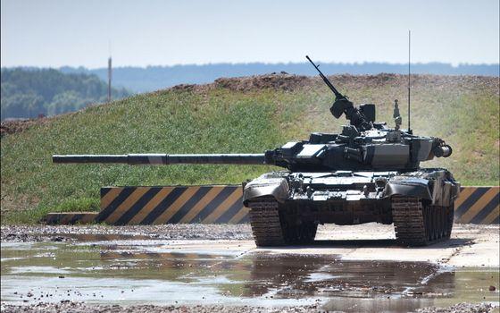 Фото бесплатно танк, броня, башня