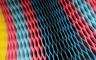 Заставки сетка, радуга, цвета, яркая, синий, красный, разное