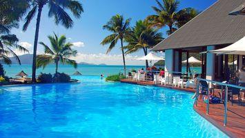 Фото бесплатно тропики, курорт, пейзажи