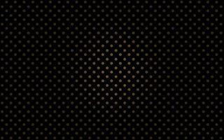 Фото бесплатно черный фон, золотые ромашки, лепестки
