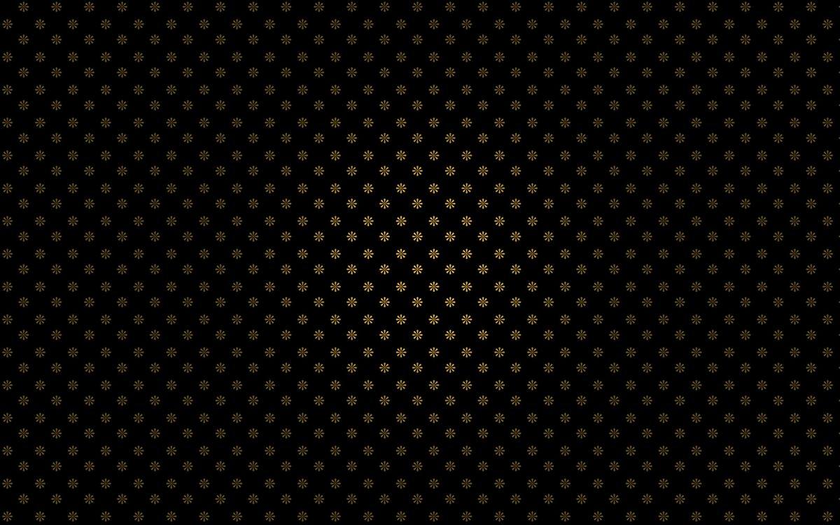 Фото бесплатно черный фон, золотые ромашки, лепестки - на рабочий стол