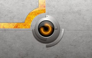 Photo free background, gray, eye