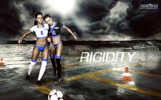 Заставки футбол, мяч, парковка, игра, боди-арт, женщины, девушки