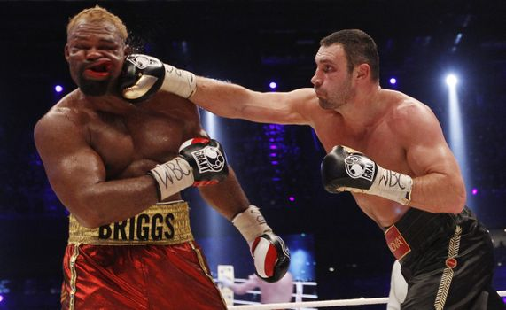 Photo free Klitschko, boxing, blow
