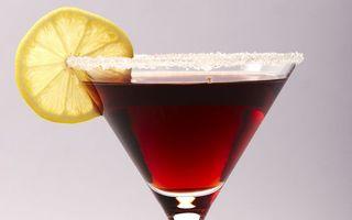 Фото бесплатно коктейль, бокал, бар