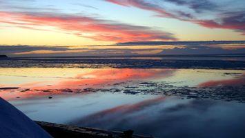 Фото бесплатно море, вода, лед