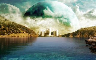 Фото бесплатно море, озеро, вода
