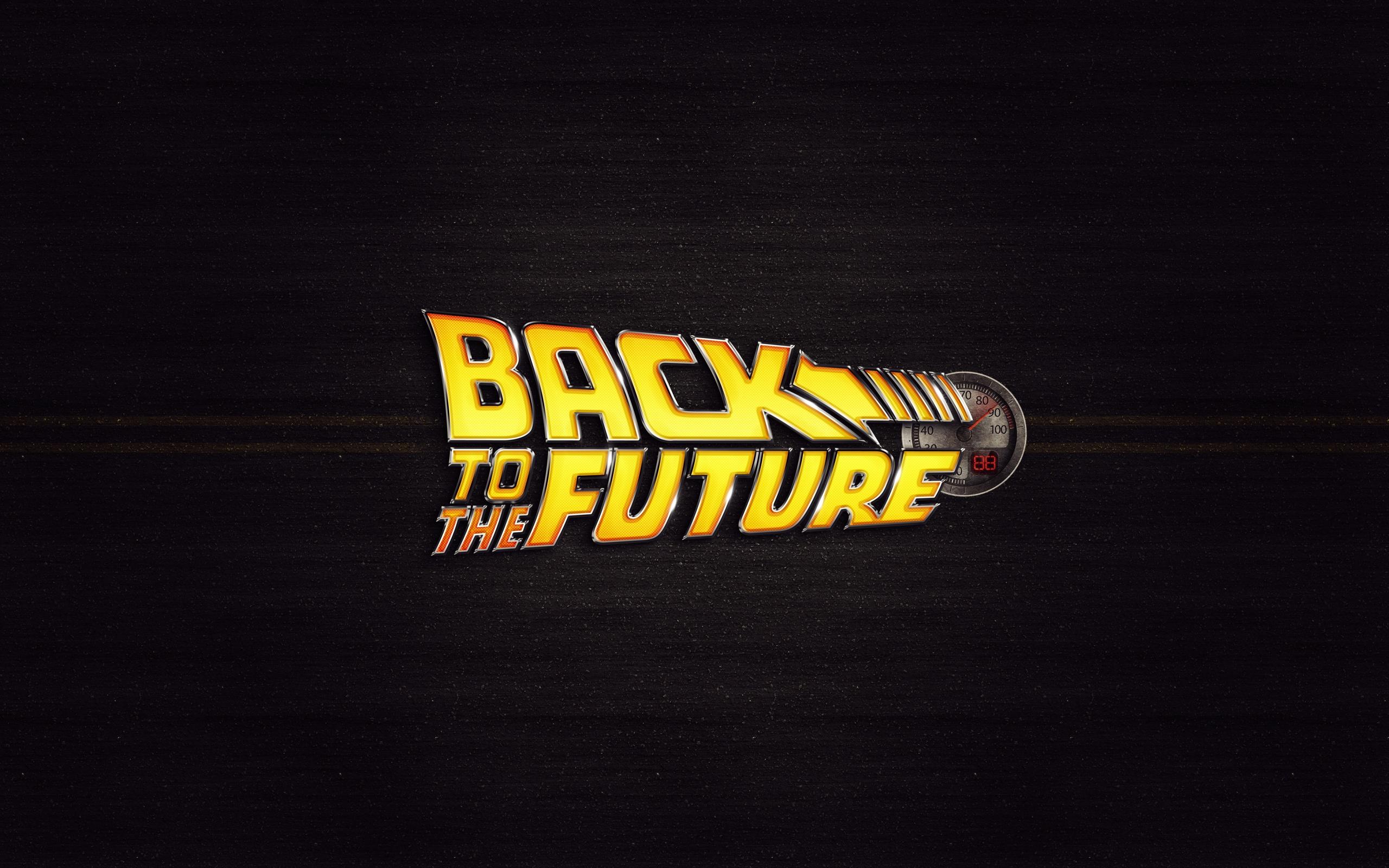 назад в будущее, заставка, фон