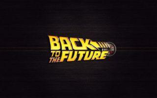 Заставки назад в будущее, заставка, фон