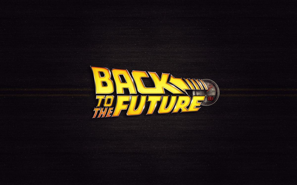 Фото бесплатно назад в будущее, заставка, фон, черный, надпись, слова, спидометр, графика, абстракции, разное, текстуры, текстуры