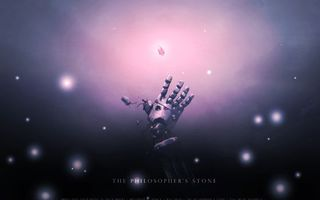 Бесплатные фото стальной алхимик,философский камень,рука,мечта,надежда,аниме
