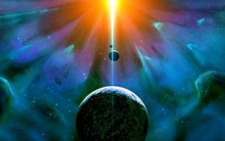 Бесплатные фото взрыв звезды,планеты,излучение,ударная,волна,радиация,выброс