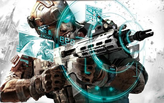 Photo free city, sight, ghost recon