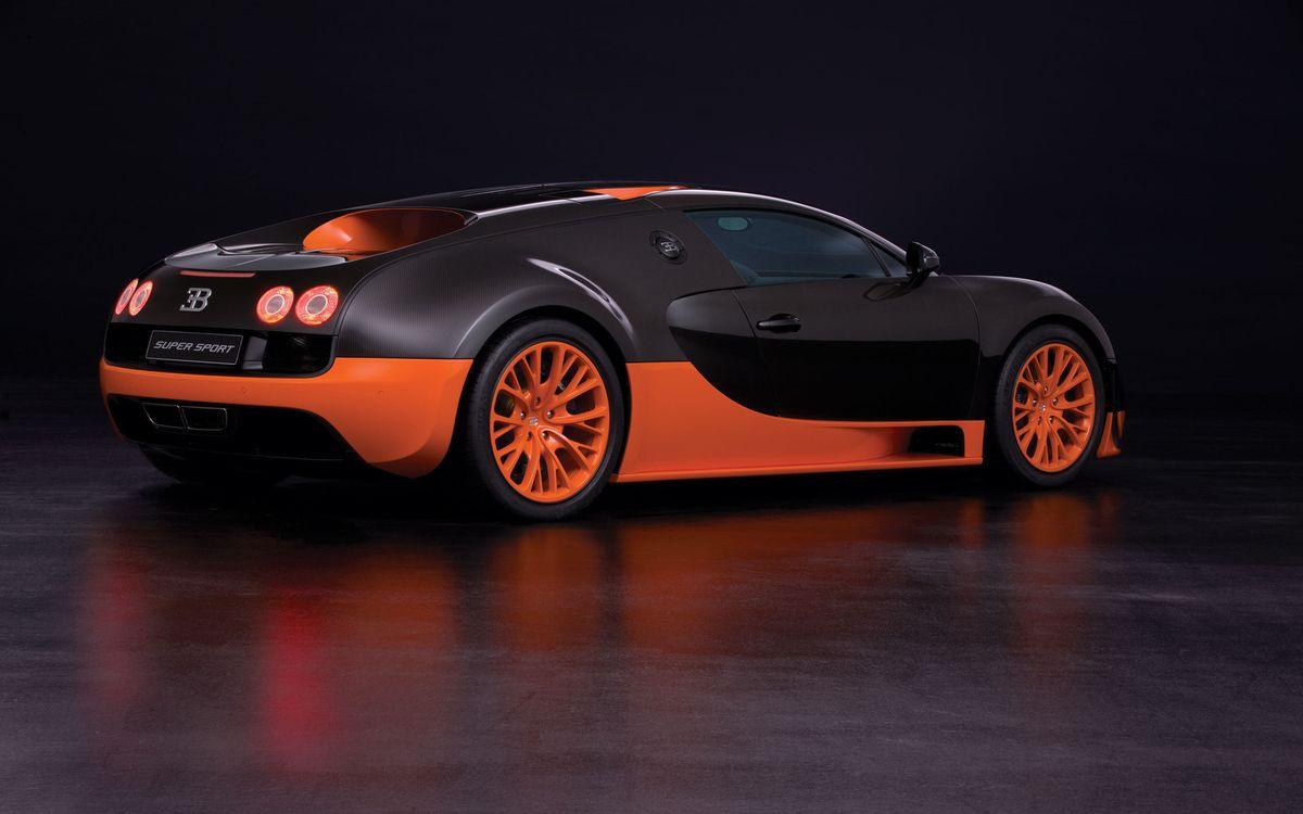 Фото бесплатно bugatti, veyron, супер - на рабочий стол