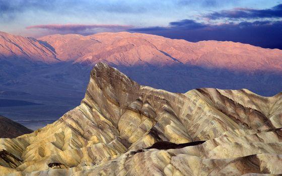 Фото бесплатно горы, песок, скалы