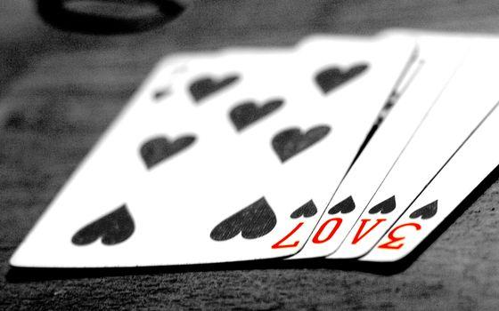 Фото бесплатно карты, пика, покер