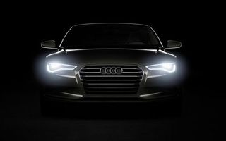 Photo free audi, black, background