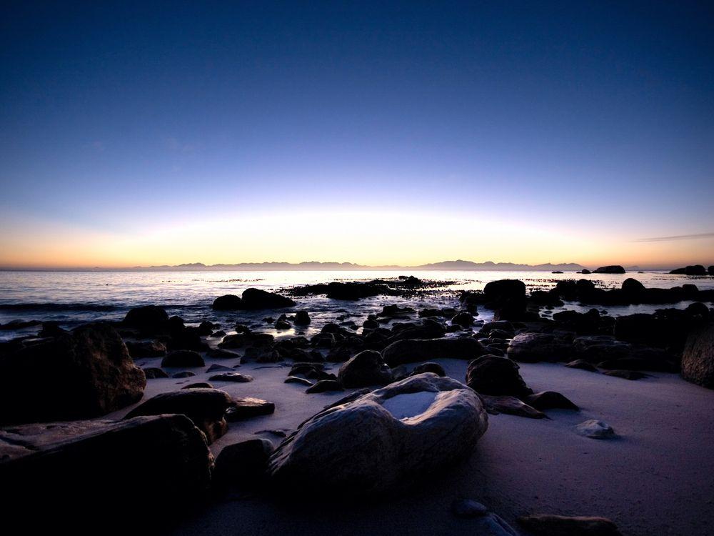 Фото бесплатно вода, океан, горизонт - на рабочий стол