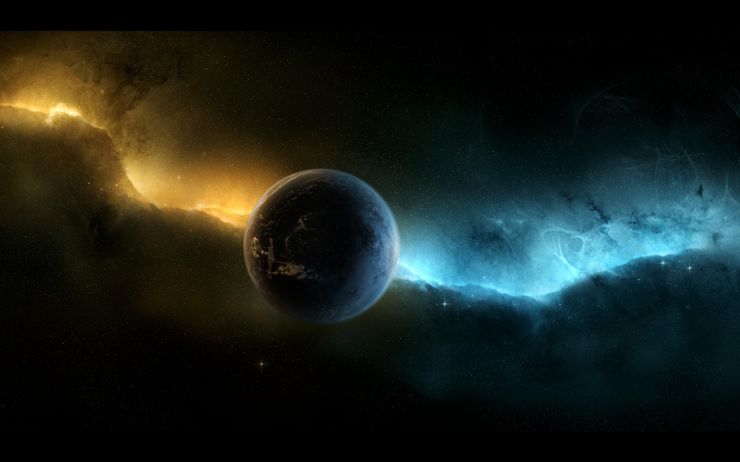 Туманность звезды новые миры
