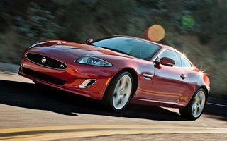 Бесплатные фото ягуар, красный, дорога, скорость, солнце, отражение, машины