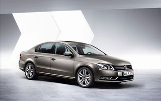 Photo free volkswagen, passat, gray
