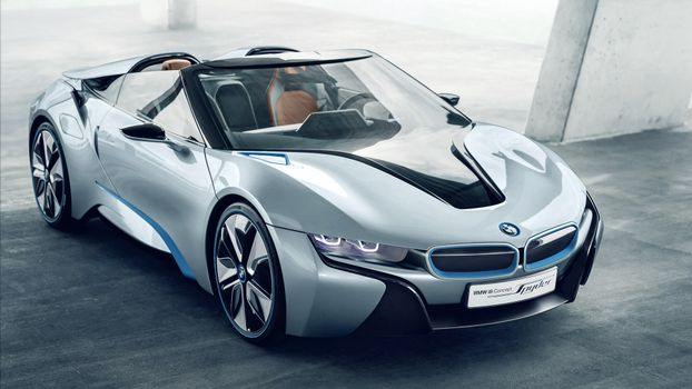 Photo free bmw ay8, concept car, coupe