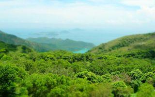 Бесплатные фото горы, трава, зелень, вода, небо, облака, природа