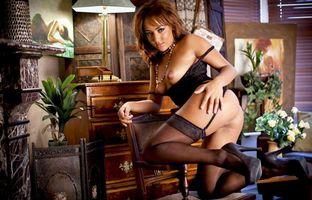 Фото бесплатно kayla louise, брюнетка, сексуальная