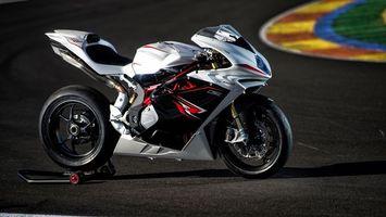 Фото бесплатно мотоцикл, асфальт, трасса