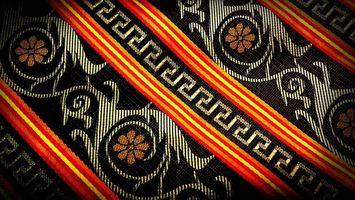 Бесплатные фото орнамент,узор,вышивка,рисунок,цветки,ткань,материал