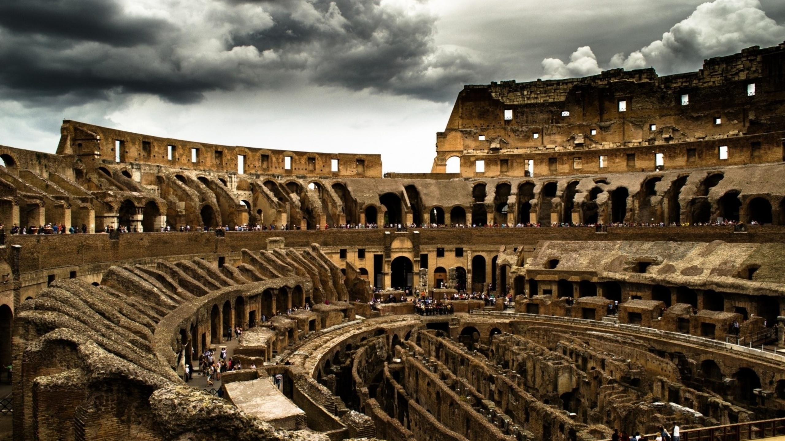 рим, колизей, достопримечательность