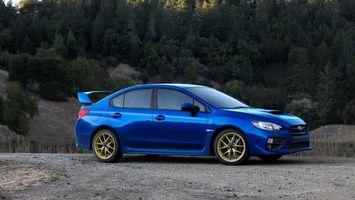 Photo free Subaru, sedan, wheels