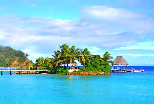 Заставки на тему тропики, море, остров