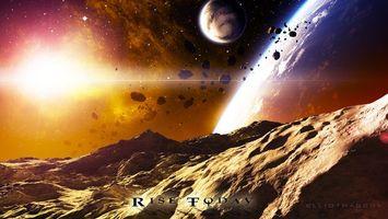 Фото бесплатно новые миры, планеты, не изведанное