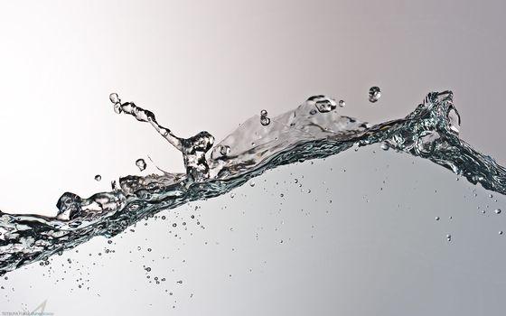 Фото бесплатно брызги, вода, разное
