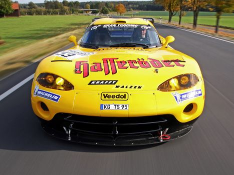 Photo free dodge viper, yellow, sports