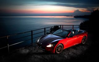 Photo free maserati, car, wheels